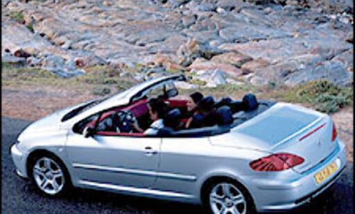 image: 307 CC blir blant Norges billigste kabrioleter