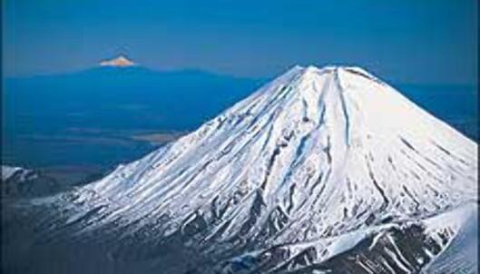 Tongariro Nasjonalpark er kulisser for Mordor og Dommedagsfjellet. <I>Foto: David Wall/Tourism New Zealand</I> Foto: David Wall/Tourism New Zealand