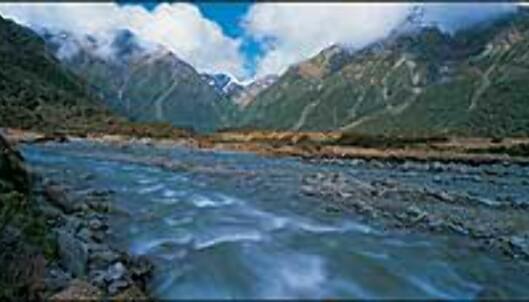 New Zealand er et perfekt Midgard i filmene. Her fra Mount Aspiring Nasjonalpark. <I>Foto: Gilbert van Reenen/Tourism New Zealand</I> Foto: Gilbert van Reenen/Tourism New Zealand