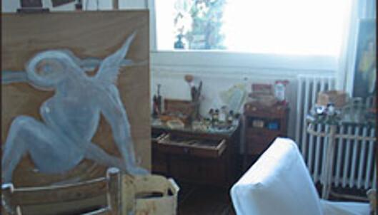 Salvador Dalí eksperimenterte med form og dimensjoner fra dette atelieret i Cadaqués.<br /> <br /> <I>Foto: Inga Holst</I> Foto: Inga Holst
