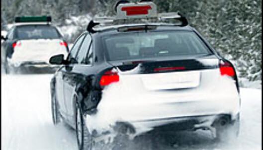 I år kommer det ny Audi A6