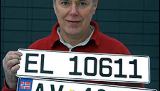 Senioringeniør Ivar Fjeldberg. FOTO: Henriette Erken Busterud