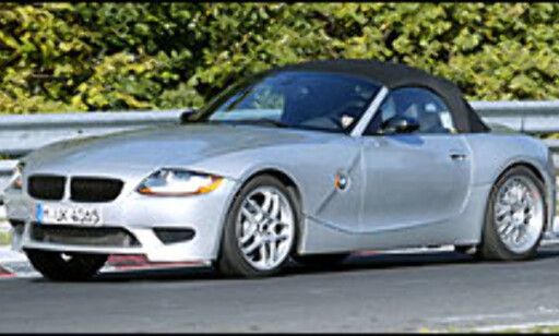 image: BMW Z4 M-roadster