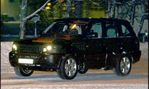 image: Range Rover Sport?