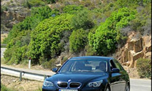 image: Større dieselutvalg i BMW 5-serie