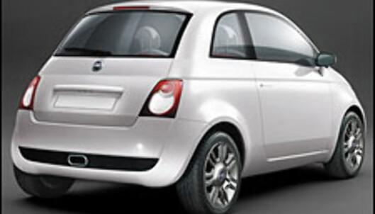 Knøttebil fra Fiat
