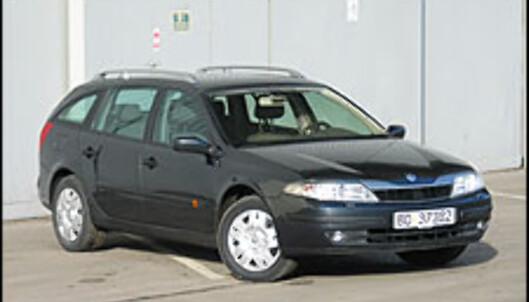 TEST: Renault Laguna 1.9 dCi stv.