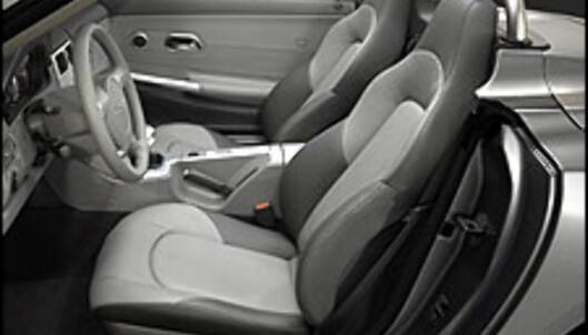 Chrysler Crossfire kabriolet