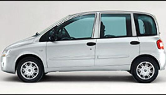 Ny Fiat Multipla til Norge?
