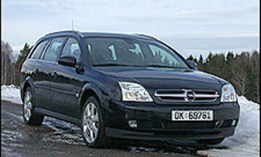 image: TEST: Opel Vectra 3.0 CDTI stv.