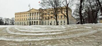 Kongetrikset for å bli kvitt snø og is