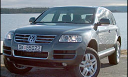 image: TEST: Volkswagen Touareg V10 TDI