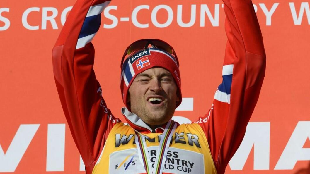 <strong>BRA SESONG:</strong> I tillegg til heder og ære kan Petter Northug smile etter å ha innkassert nesten halvannen million i premiepenger gjennom årets sesong. Foto: NTB Scanpix