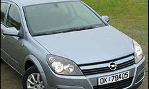 TEST: Opel Astra 1.6