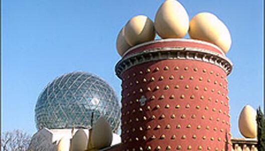Teatre-Museu Dalí<br /> <br /> <i>Foto: Fundación Gala-Salvador Dalí</i> Foto: IKKE TIL GJENBRUK