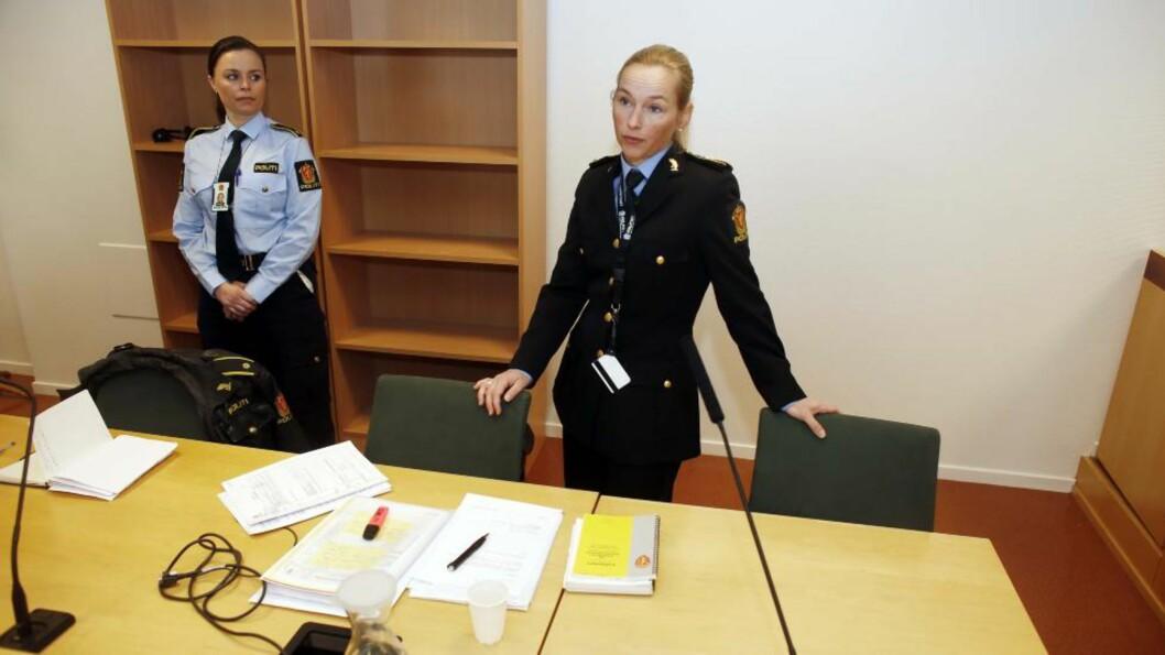 <strong>TO UKER:</strong> Politiadvokat Vibeke Martins ba om to ukers vareteksfengsling med brev og besøksforbud. Foto: Henning Lillegård/Dagbladet.