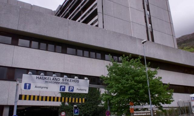 parkering haukeland sykehus