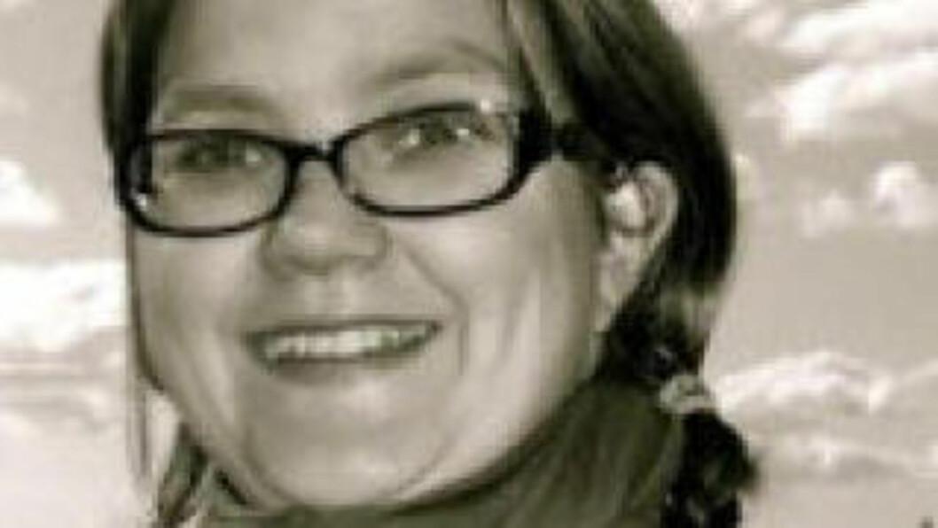 ARTIKKELFORFATTER: Harrieth Lundberg