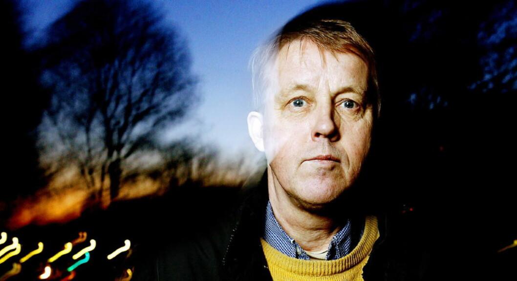 PRESTEBARNEBARN: Jan Jakob Tønseth har skrevet bok om sin idealistiske prest og morfar, Gunnar Skjeseth. Foto: Kristin Svorte / Dagbladet