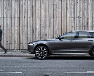 Sjekk prisene på Volvo V90 Cross Country