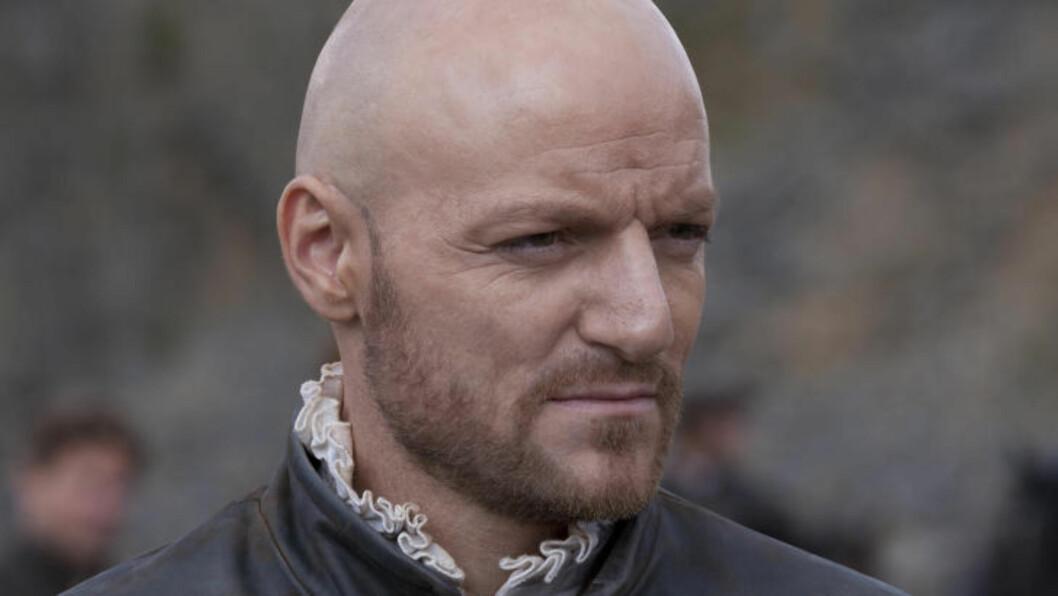 <strong>Ukjent hjemme:</strong> Madsen bor i London og jobber som skuespiller i England, Tyskland, Danmark og Norge. Han bryr seg fint lite om at han ikke er en kjent navn blant mannen i gata. Foto: Fox