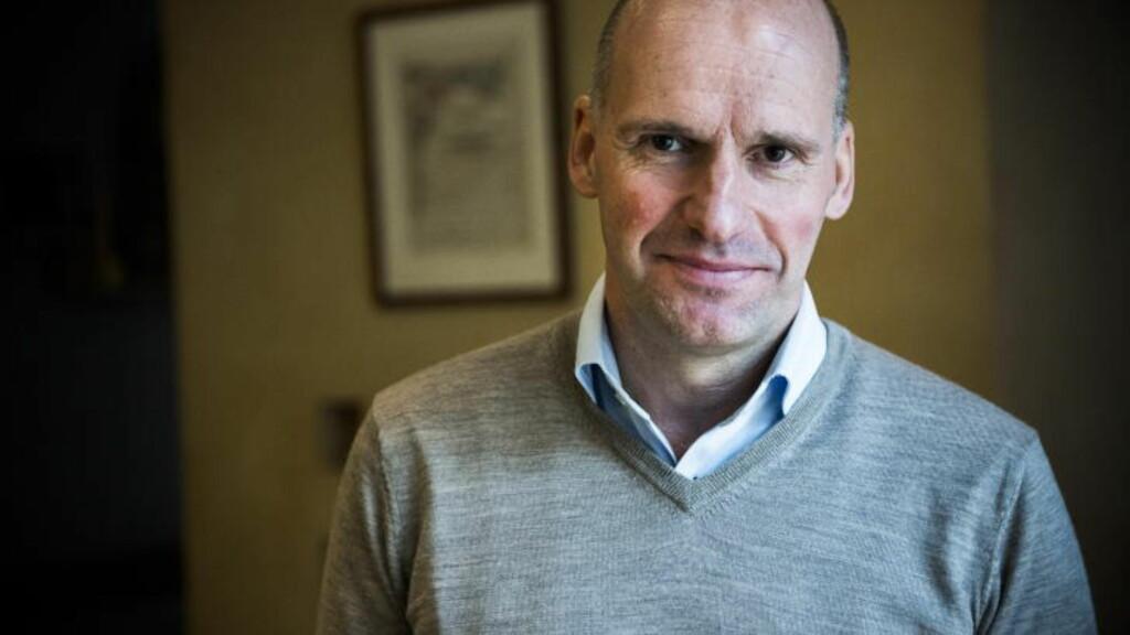 HAR SKREVET BOK: Advokat Geir Lippestad. Foto: Endre Vellene