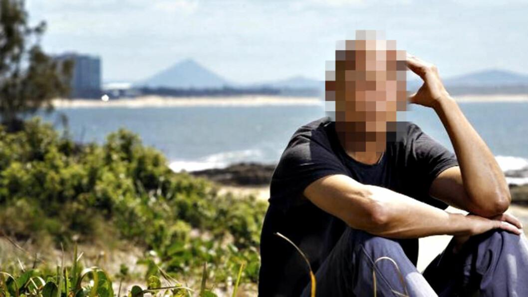 <strong>FANT MOR OG BARN:</strong> Etter 11 år med søk fant faren sit barn og sin norske eks i en hage i Australia. Foto: Privat