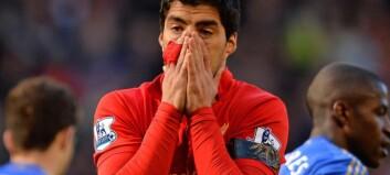 Suárez har vært utestengt en hel sesong