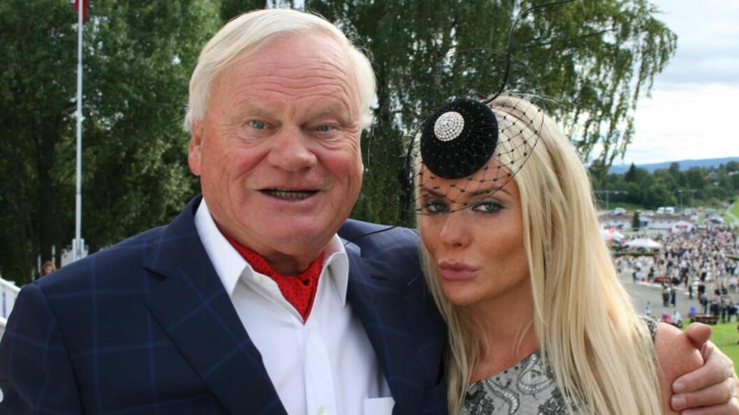 <strong>MANGEMILLIARDÆRER:</strong> John Fredriksen og datteren Kathrine Fredriksen ble over 1 milliard kroner rikere i uken som gikk. Foto: Lars Halvor Magerøy / Dagbladet
