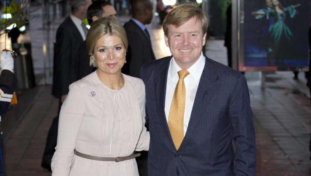 SNART KONGE: Willem-Alexander tar over tronen etter sin mor på tirsdag. Foto: Stealla Pictures