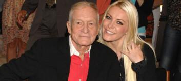 Giftet seg i miniseremoni i Playboy-villaen