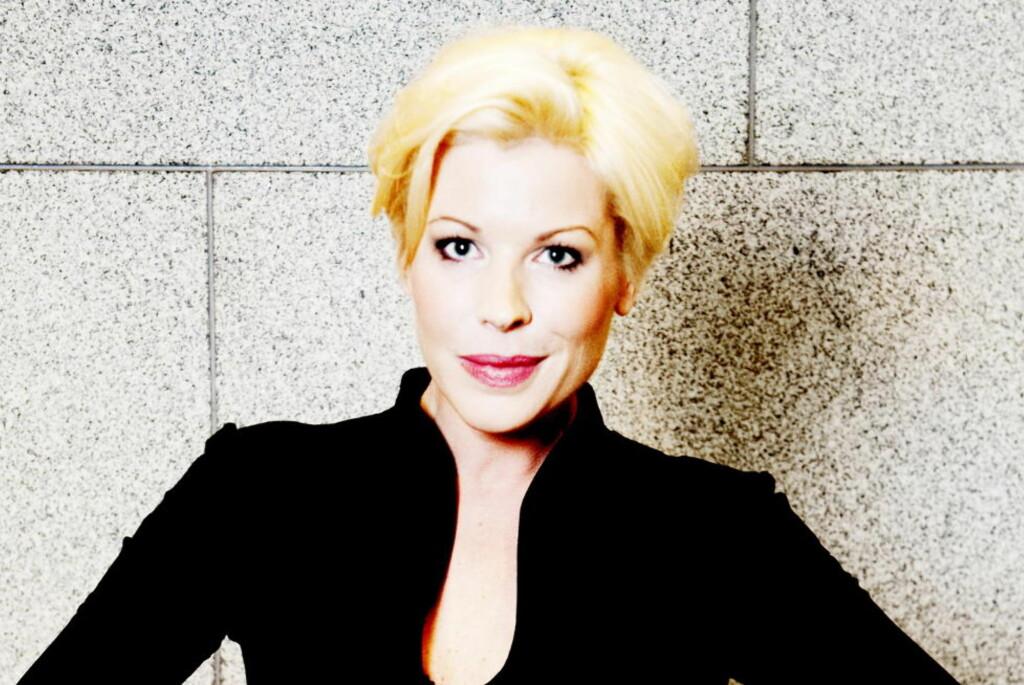 BESKYLDES FOR STOFFTYVERI: Anne-Kat Hærland henges ut som plagiatør i podkasten til Sigrid Bone Tusvik og Lisa Tønne. - Beskyldningene er helt håpløse, sier Hærland og avviser at hun har behov for å stjele andre komikeres vitser. Foto: John T. Pedersen / Dagbladet