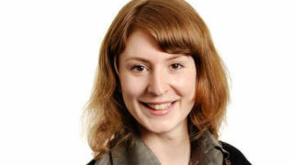Sunniva Holmås Eidsvoll er samfunnsøkonom og blogger på Maddam.no
