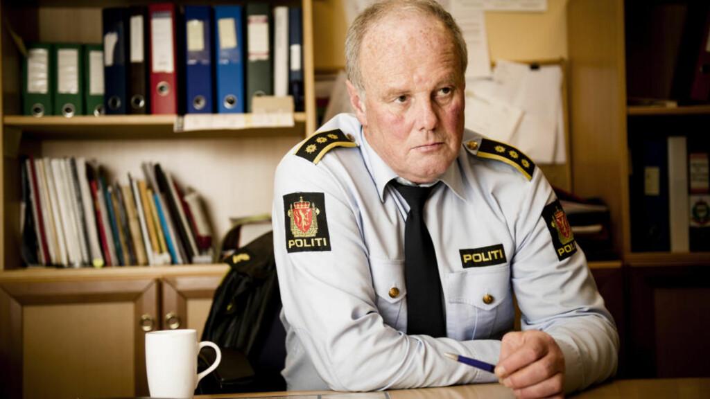 FRYKTER RUS: Lennsmann ved Klepp kommune, Hans Kyllingstad, sier til Dagbladet at han tror rus eller mangel på førerkort kan være en del av grunnen til hvorfor personen som kjørte på Olav (12) ikke har meldt seg. Foto: Kent Skibstad / Dagbladet