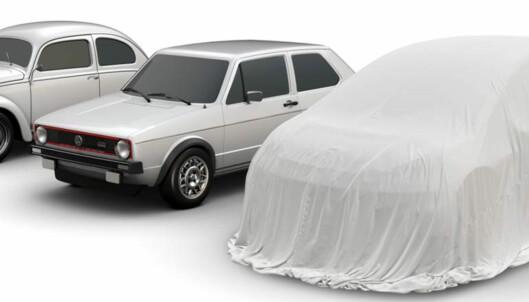 VW lanserer splitter ny elbil