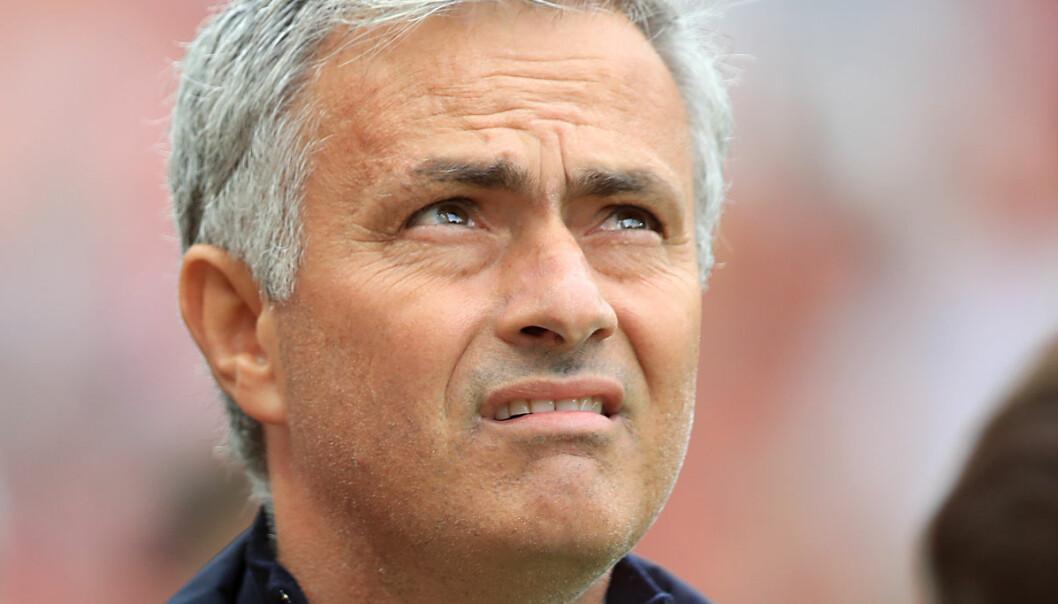 José Mourinho blir omtalt som en av verdens beste managere. Men i mer enn et år har han hatt røde tall