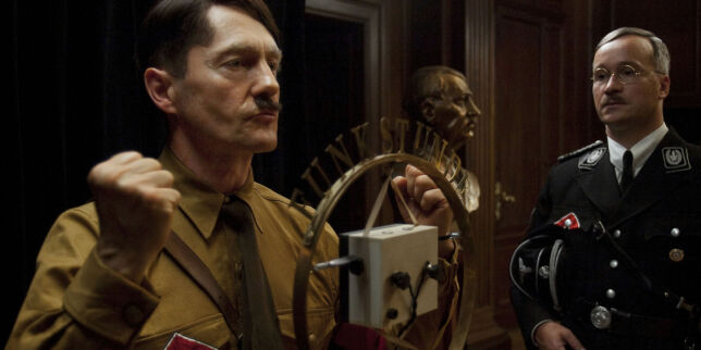 image: Tysk stjerne skjuler seg bak Hitlers stemme i «Kongens nei»
