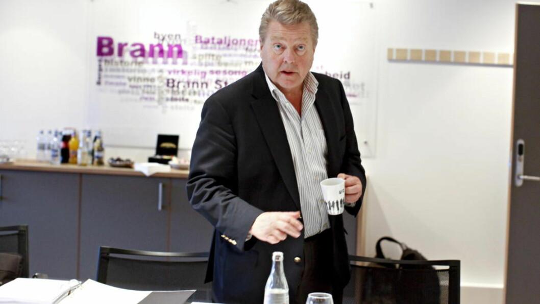 <strong>FOR KRIMINALISERING:</strong>  President Børre Rognlien i Norges Idrettsforbund går inn for at dopingsyndere skal kunne straffes av rettsapparatet. Foto: ANETTE KARLSEN / NTB SCANPIX