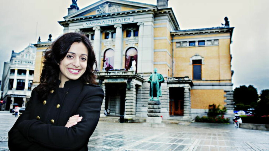 PERSONANGREP: Monika Tettli frykter kulturminister Hadia Tajik skal «utradere vår kristne kultur».  Foto:Nina Hansen / Dagbladet