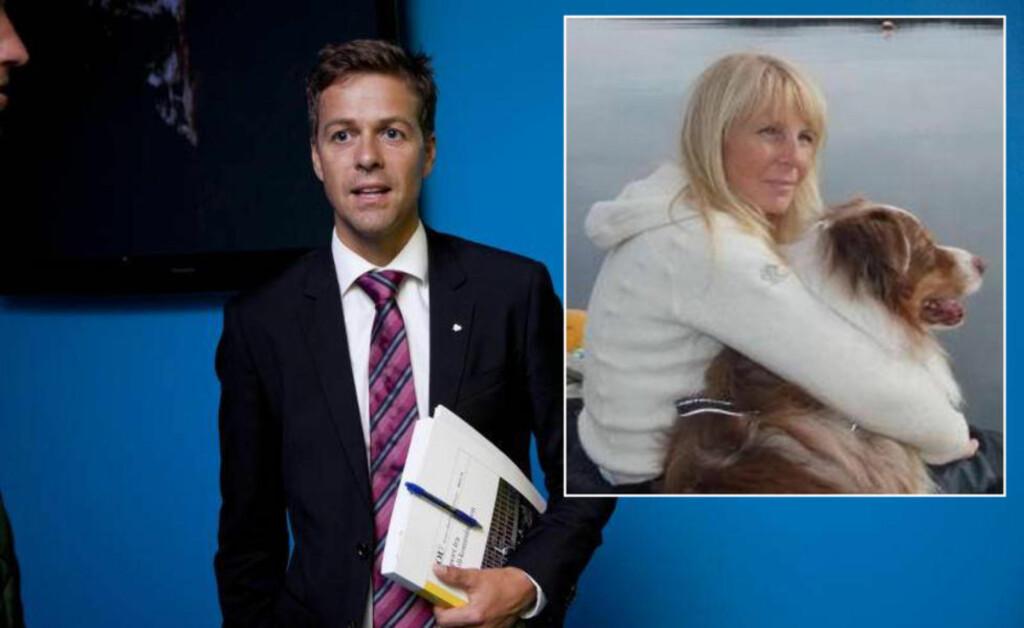 BOMSKUDD: Krf-leder Knut Arild Hareide understreker at Monika Tettlis personangrep på Hadia Tajik ikke representerer partiets holdninger. Foto: Sveinung U. Ystad / Dagbladet / Privat