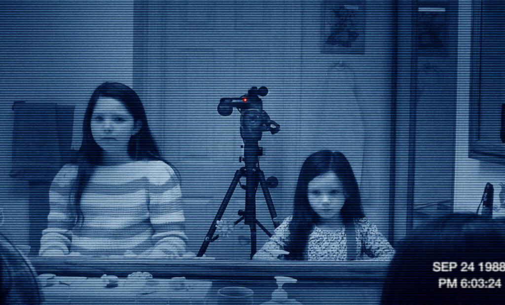 SKREKKFILM: Barn helt ned i femårsalderen var på kino for å se animasjonsfilmen «Madagaskar». Ved en feil ble de vist «Paranormal Activity», en skrekkfilm om en hjemsøkt familie. Bildet er hentet fra filmen, som har femten års aldersgrense i Norge. Foto: Scanpix