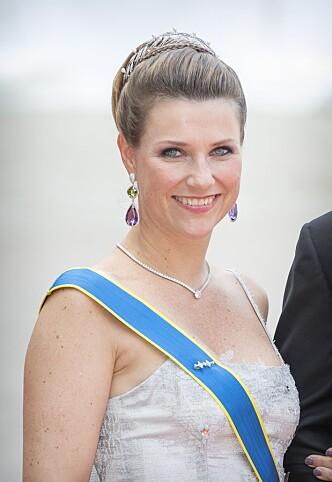 <strong>IKKE EN DEL AV KONGEHUSET:</strong> Prinsesse Märtha frasa seg privilegier, tittelen kongelig høyhet og apanasjen i 2002 for å leve av egen inntekt. &nbsp;Foto: NTB Scanpix