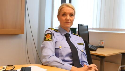 <strong>EN SIKTET:</strong> Nina Magnussen Røed, politiadvokat i Vestfold politidistrikt, opplyser at en er siktet. Foto: Arne V Hoem / Dagbladet