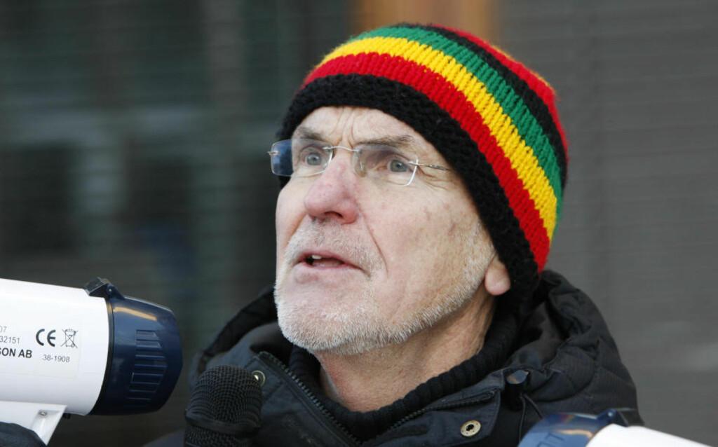 KONGENS FORTJENESTEMEDALJE: Trond Ali Linstad har fått tildelt kongens fortjenestemedalje.  Foto: Erlend Aas / Scanpix