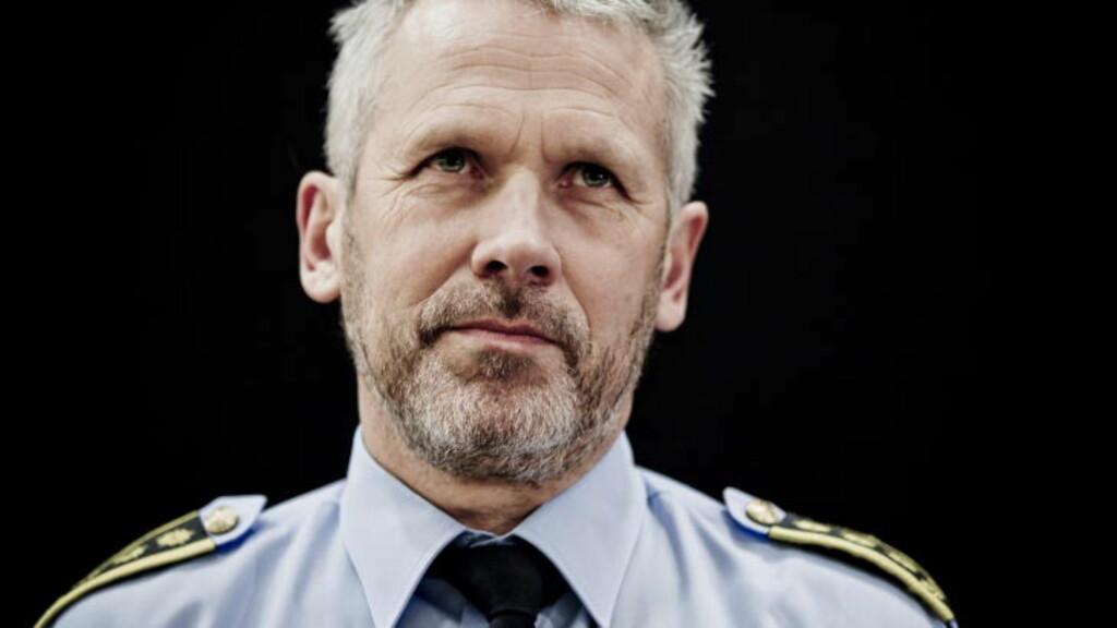 DELTA-SJEF: Anders Snortheimsmoen leder Norges nasjonale innsatsstyrke mot terror - Oslp-politiets beredskapstropp Delta. Han er i mot en generell bevæpning av norsk politi. Foto: Stian Lysberg Solum / NTB scanpix