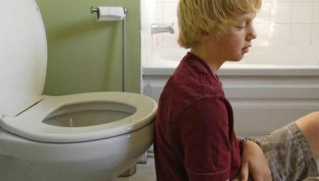 KVALMEN KOMMER: Omgangssyke starter ofte med svimmelhet og en guffen følelse av at noe er galt i mageregionen. Illustrasjonsfoto: Thinkstock