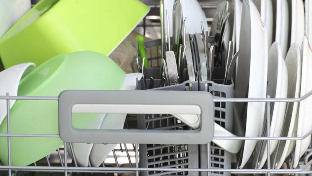 <strong>PLAST BRUKER TID:</strong> De fleste av oss har vel oppdaget at plastserviset fortsatt er dryppende vått til og med etter endt tørkeprogram. Det finnes faktisk en naturlig forklaring på dette. Illustrasjonsfoto: thinkstockphotos