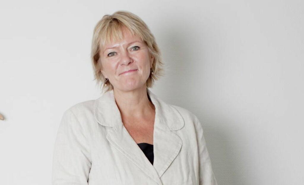 «INTERVJUET:» Civitas leder Kristin Clemet. Foto: Stian Lysberg Solum / SCANPIX