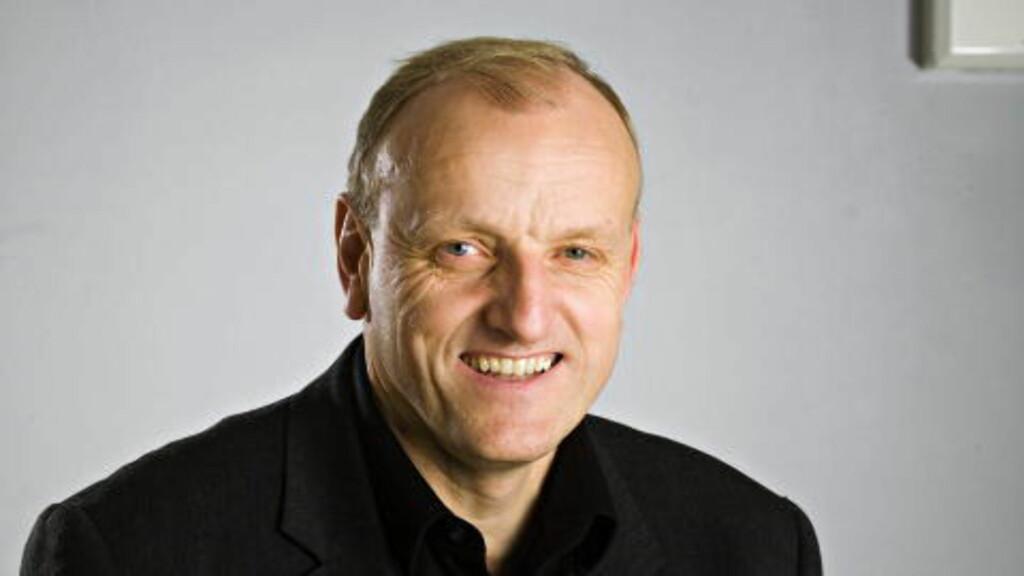 INNKLAGET: Hansen mener Dagbladet-kommentator Esten O. Sæther gjentatte ganger har gått til angrep. Foto: Even Bast / Dagbladet