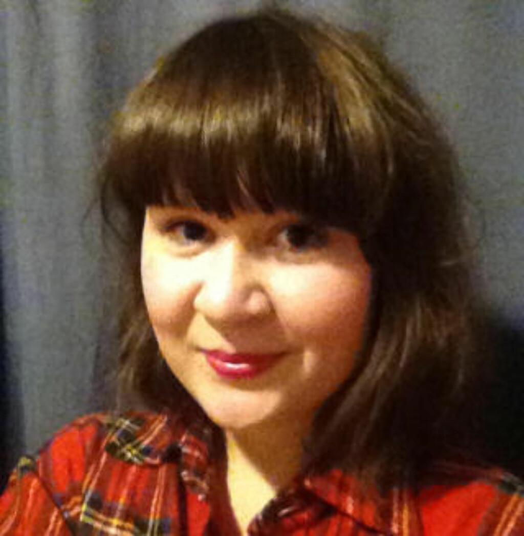 Påtroppende redaktør i Fett Hilde Sofie Pettersen.